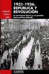 libro la segunda repblica 1931 1936 historia contempor 225 nea tiempo de historia