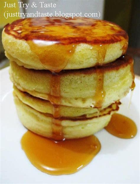 resep membuat pancake empuk resep basic pancakes simple pancake lembut dan sedap