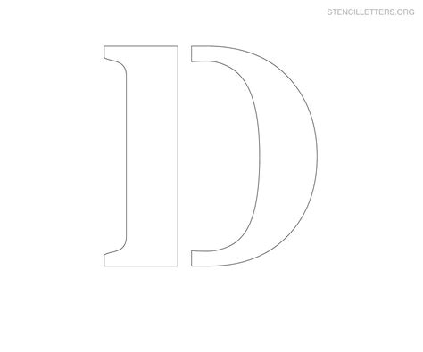 christmas letter stencils stencil letters org printable letter d stencils theveliger