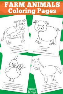 list of color blind animals farm animal coloring pages itsy bitsy