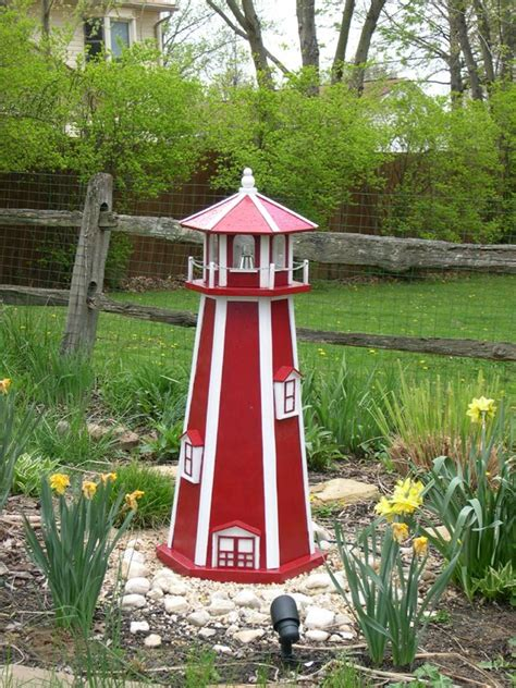 light house plans garden lighthouse smalltowndjs com