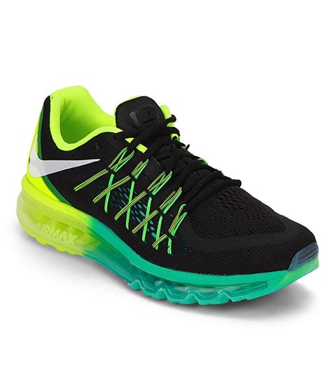 nike air max  black sport shoes buy nike air max