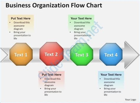 Flow Chart Template Powerpoint Free Download Playitaway Me Ppt Flowchart Template