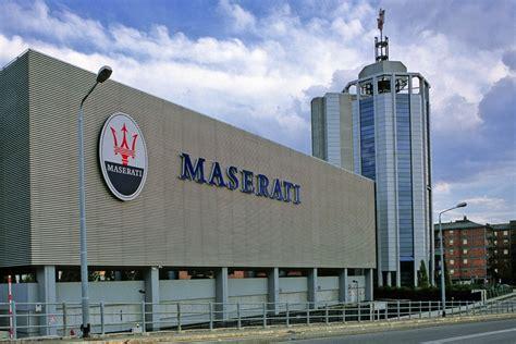 factory modena panoramio photo of maserati factory