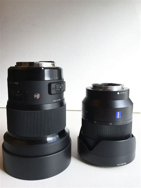 Sigma 20mm 1 4 on with the sigma 20mm f 1 4 lens fast and ultra wide