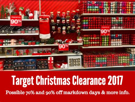 target christmas clearance schedule christmas decore