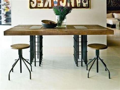 mesas de madera maciza  el comedor
