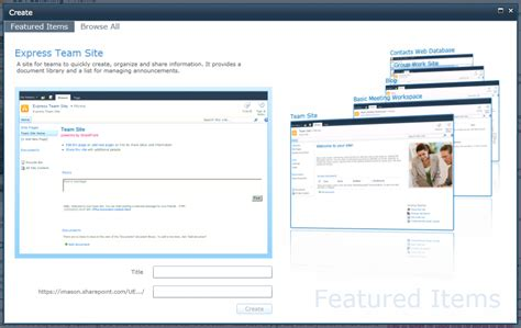First Impressions Sharepoint Online S Site Templates Brain Lava Free Sharepoint Site Templates