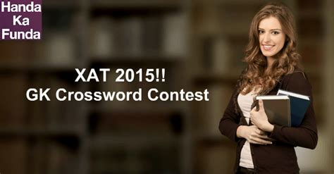 Sweepstakes Crossword Clue - xat 2015 contest results and discounts handa ka funda handa ka funda online