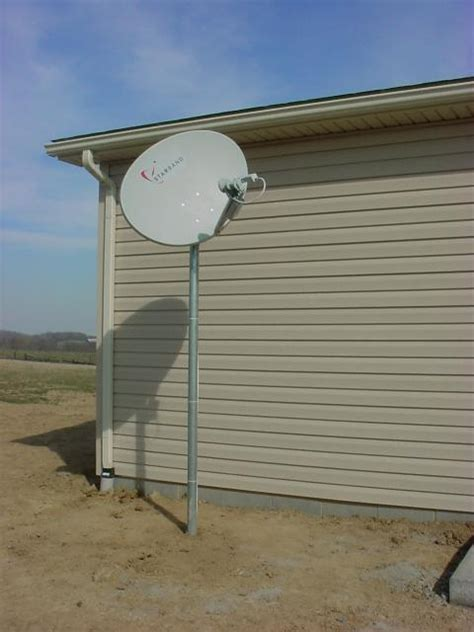 pole mount satellite dish antenna newhairstylesformencom