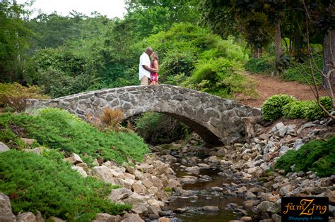 Rock Quarry Garden Rock Quarry Garden Engagement Emily Rashid Famzing Photography