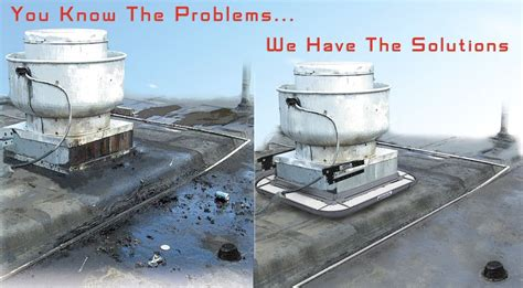 Kitchen Grease Fan Rooftop Grease Solutions