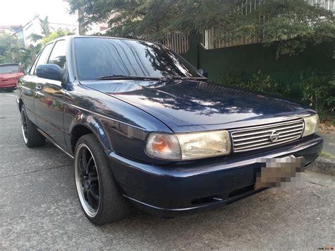 nissan cars sentra nissan sentra 1994 car for sale metro manila