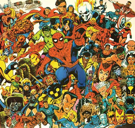 Marvel L marvel s bad boy collecting marvel