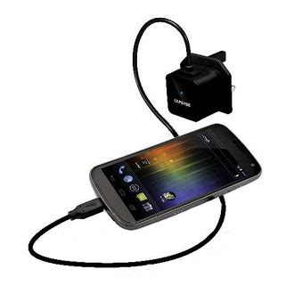 Capdase Power Kit Atom Europe capdase atom plus 1 universal power adapter micro usb uk mobilezap australia