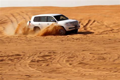 dubai desert sand boarding the desert safari
