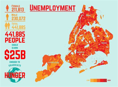 map of new york city crime rates 16 maps that ll change how you see new york city huffpost