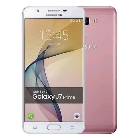 Hp Samsung Galaxy Prime Jual Beli Hp Samsung Galaxy J7 Prime Hitam Dan