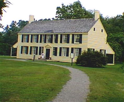 schuyler house schuylerville ny a site on a revolutionary war road trip