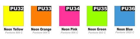 fluorescent color pantone fluorescent colors www imgarcade