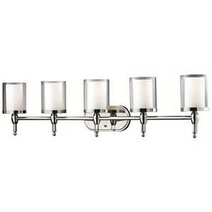z lite 1908 5v 5 light vanity light argenta collection