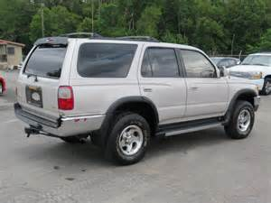 Toyota 4runner For Sale In Nc 1997 Toyota 4runner Sr5 For Sale In Asheville