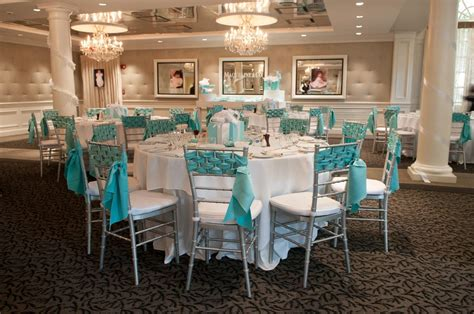 themed birthday party venues tiffany co themed sweet sixteen at 103 west in atlanta