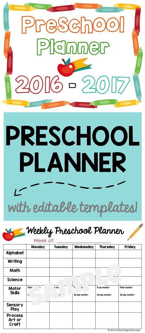 lesson plans for preschool education com
