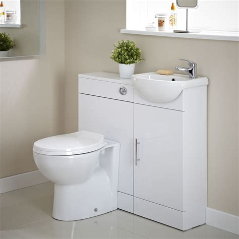 Bathroom Furniture Outlet Uk Bigbathroomshop 900mm Vanity Unit Back To Wall Toilet Set