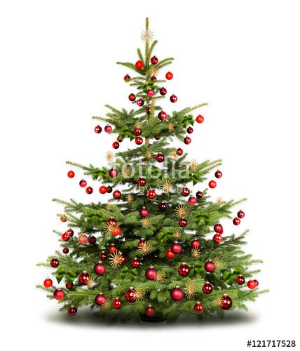 quot traditionell geschm 252 ckter weihnachtsbaum quot stock photo and