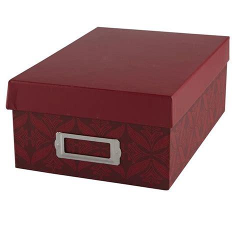 buy  decorative photo box  recollectionsc  michaels