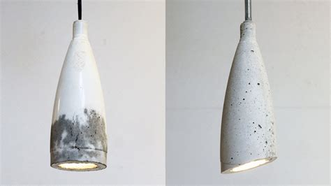 Homemade Modern Episode 9 Diy Concrete Pendant L How To Make Pendant Lights