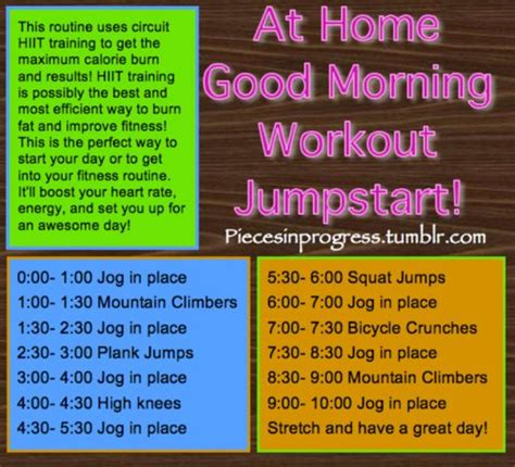 top 25 best best morning workout ideas on