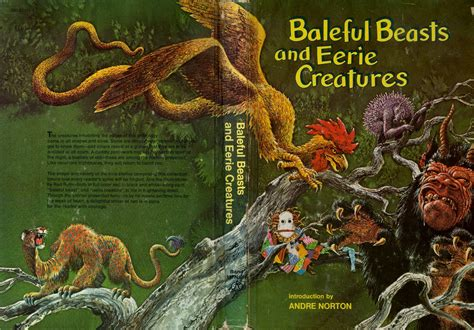 monster brains monster brains rod ruth baleful beasts and eerie creatures 1976