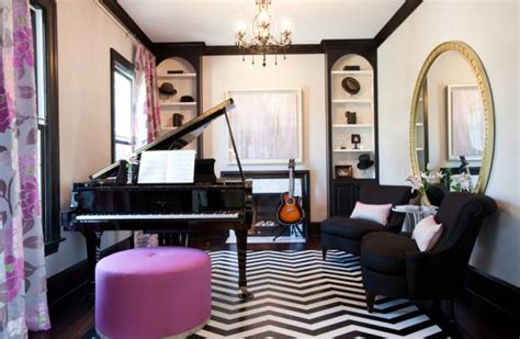 living room music musical instruments create harmony in your home ambiance