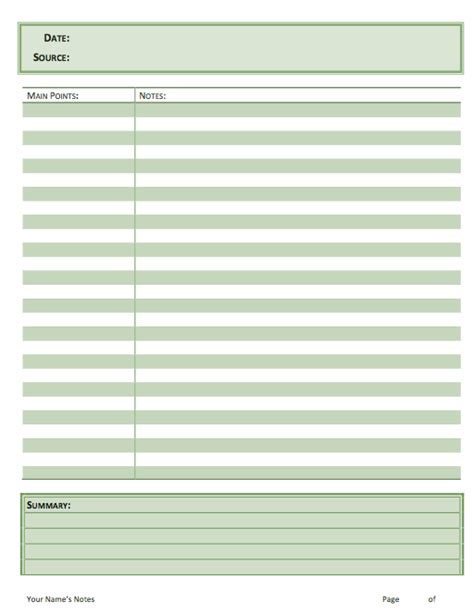 Sermon Notes Template I M Listening To God Preaching Calendar Template