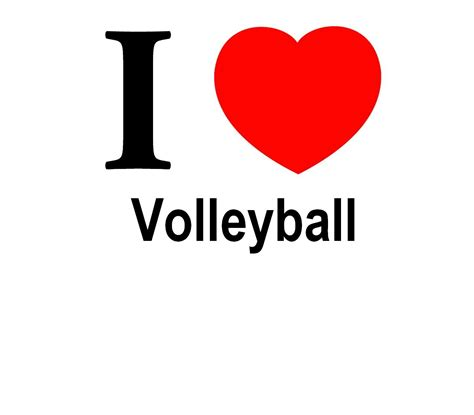 images of love photos i love volleyball quotes quotesgram