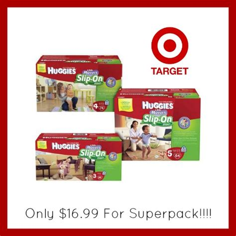 huggies printable coupons target huggies printable coupon score super pack for only 16 99