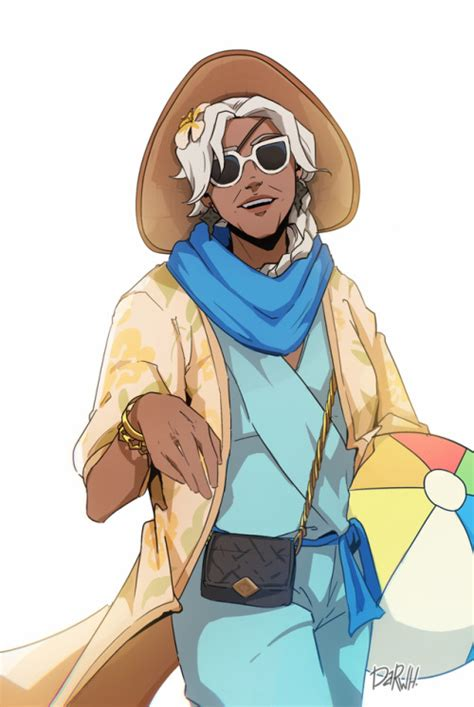 overwatch ana tumblr