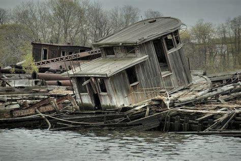 wooden boat graveyard staten island boat graveyard
