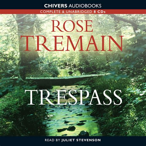 trespassing books trespass audiobook by tremain for just 5 95
