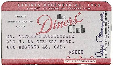 Diners Club Gift Card - the origins of consumerism how did we get here post landfill action network plan