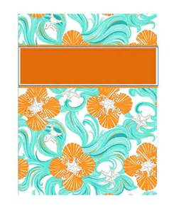 35 beautifull binder cover templates template lab
