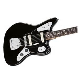 Jaguar Johnny Marr Fender Johnny Marr Jaguar Limited Edition Black At