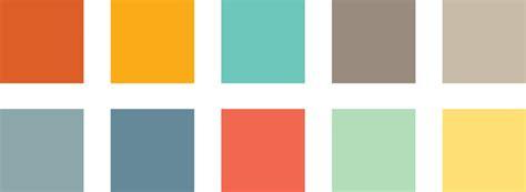 graphic design color palettes 2017 recent design trends color lara j designs