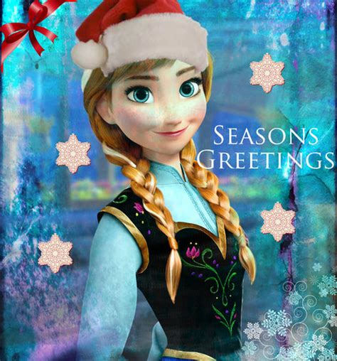 wallpaper frozen christmas disney princess images anna christmas hd wallpaper and