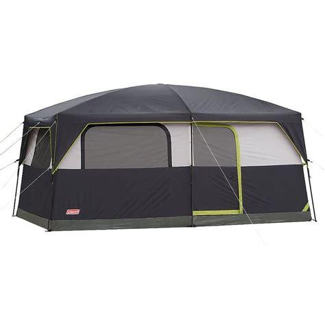 cabin tents our new bedroom coleman prairie breeze cabin tent