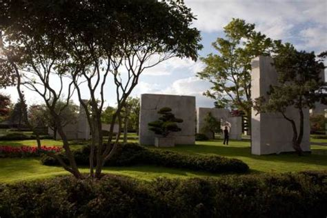 Green Garden Lake Zurich by Tree Museum With A Collection Of 2 000 Trees Opens In