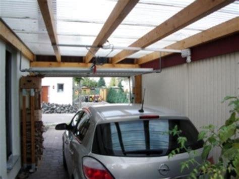 Carport Günstig Selber Bauen by Carport Omicroner Fertiggaragen Und Carport Bauen Und