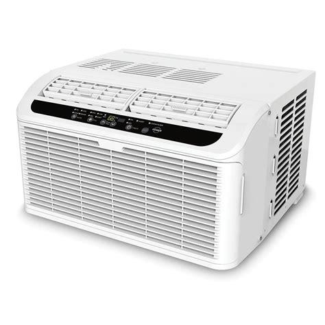 worlds quietest window air conditioner hammacher